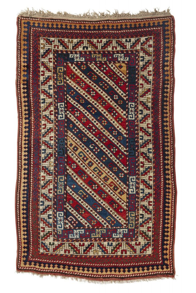 Genje, one of the ancient cities of Azerbaijan, is located in north-west of the country. Documents dating as far back as 11th century, suggest Genje as being a famous center of production of silk, and silk carpets.